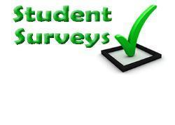 Student Surveys Coming Up