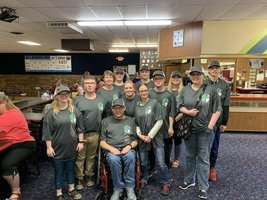 State Adapted Bowling