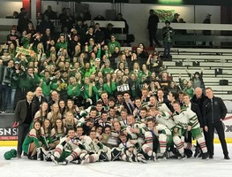 GREEN WAVE TO STATE!!!