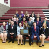 Speech Section 8A Champions!