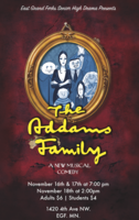 "Fall Musical ""The Addams Family"""