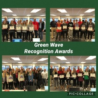 Green Wave Recognition Awards