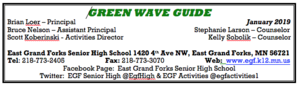 Green Wave Guide-January 2019