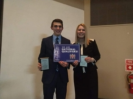 Two to NSDA Nationals