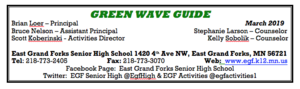 Green Wave Guide - March 2019