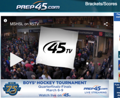 State Hockey Broadcasts