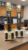 Cross Country Wins the First Trophies of the year!