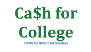 Ca$h for College-May 1st, 5-8pm