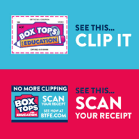 Box Tops New App: Scan for your School